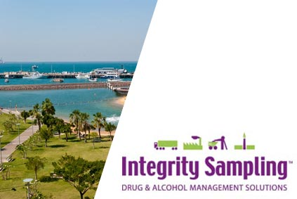 Darwin drug testing and alcohol testing is conducted by Integrity Sampling