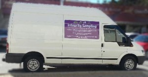 Mobile drug and alcohol testing van