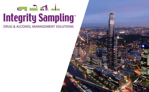 Integrity Sampling provides drug testing and alcohol testing services in Melbourne and surrounds