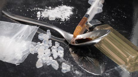 Methamphetamines are a scourge, with evidence showing the number of deaths from the drug's use rising significantly.