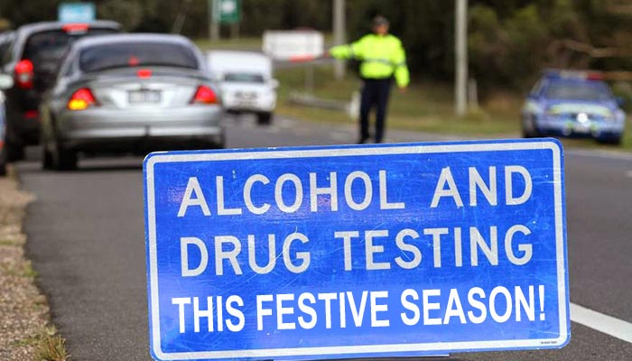 Random drug testing on Victorian roadsides is about to ramp up, with the festive season fast approaching.