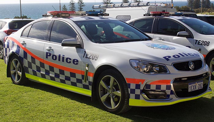 New random drug testing equipment has been rolled out in WA, allowing the drug testing process to be carried out from a police car.