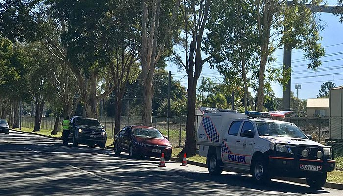 Saliva drug testing on Brisbane roads can happen anywhere at any time.