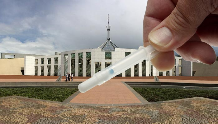 Should politicians face drug and alcohol testing?