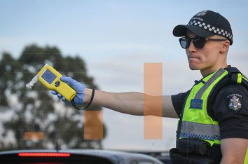 Roadside drug testing in Victoria is set to ramp up, according to a 7News report. Credit TAC.