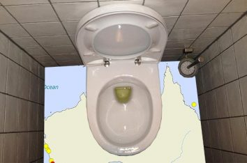 What does your toilet have to do with drug testing on the Gold Coast, drug testing in Cairns or drug testing anywhere else in Queensland?
