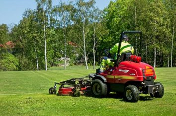 Can you fail alcohol testing laws while riding a lawn mower?