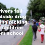 Drug testing nabs South Australian drivers during school pick-up